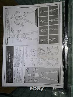 Encadré Star Wars Stormtrooper 1/10 Kotobukiya Artfx+ Deux Sets