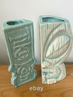 Ensemble De Deux 2 Tiki Kon Tiki-koa 2020 Mug Eye Two-sided Of The Tiki Vantiki /400