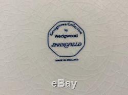 Georgetown Collection Wedgwood Springfield Trente- Deux Pièces De Jeu