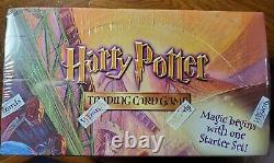 Harry Potter Boîte De Démarrage À Deux Joueurs Nouveau Sealed Wotc 2001