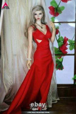 Jiaou Doll 1/6 Scale Beauty Angel Girl Action Figure Withtwo Set Clothes Collect