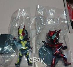 Kamen Rider Zéro Deux Deforme X Mini Figure Ichiban Kuji Prix Jeu De 4 Bandai