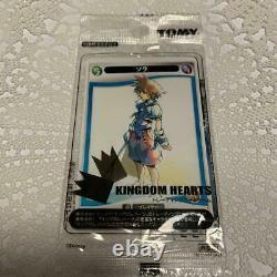Kingdom Hearts Trading Card Game Non-vente De Deux Ensembles