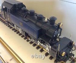 Lgb 70685 Orient Express Train Set Pack Loco Et Deux Autocars G Échelle