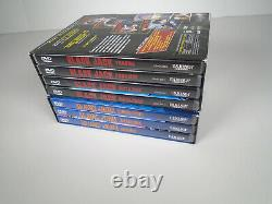 Lot De Deux Collections DVD Black Jack Volume 1 & 2 Box Sets Ep 1-10 Rare Anime