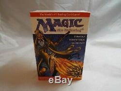 Magic L'assemblée Scellé En Usine D'introduction Set À Deux Joueurs De 1996