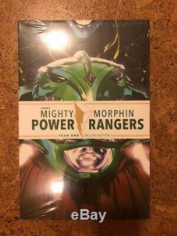 Mighty Morphin Power Rangers Année & Deux De Luxe Lcsd Set 2019 Boom Hc Nouveau