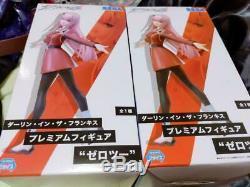 Mon Chéri Dans La Figure Two Zero 2 Franxx Ensemble Du Japon
