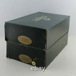 Montegrappa Deux Roses York Et Lancaster. Ensemble Fp En Argent Sterling 925 (m) Rare