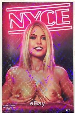 Notti & Nyce Saint Valentin Spécial Crystal Fleck Mark Mai Ensemble De Deux N ° 11/15