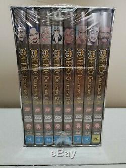 Nouveau Scellés One Piece Box Set Collection Coffre Treasure Deux Épisodes 104-205