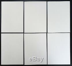 Perdu Wacky Packages Variations 3e / 4e / Bonus Quad Blanc Retour Dernier Deux Ensembles