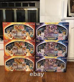Pokemon Kanto Power Collection Box Set De Deux Mewtwo Dragonite Evolutions Inhand