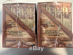 Rare! Harry Potter À Deux Joueurs Starter Set Box Nouveau Jeu De Cartes À Collectionner Affichage
