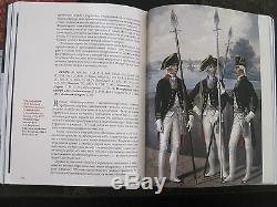 Russe Imperial Guards- Siècle D'or 1700-1801 Ensemble De Deux Livres