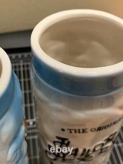 Sailor Jerry Rum Tiki Set Spiced Tasses De Deux