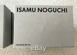 Super Rare Et Isamu Noguchi Cup Saucer Avec Deux Ensembles Boîte Mint