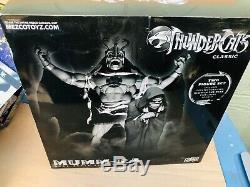 Thundercats Mezco Sdcc 2012 Ugmm-ra Deux Figure Set Exclusif Retro