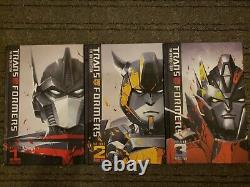Transformers Idw Collection Phase Two Volumes 1-3 Set 1 2 3