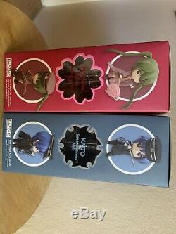 Vocaloid Hatsune Miku Et Kaito Senbonzakura Ver. Nendoroid Figure Ensemble De Deux
