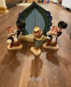 Wdcc Walt Disneys Deux Puces Et Un Ensemble De Quatre Pièces Miss Originals Lire